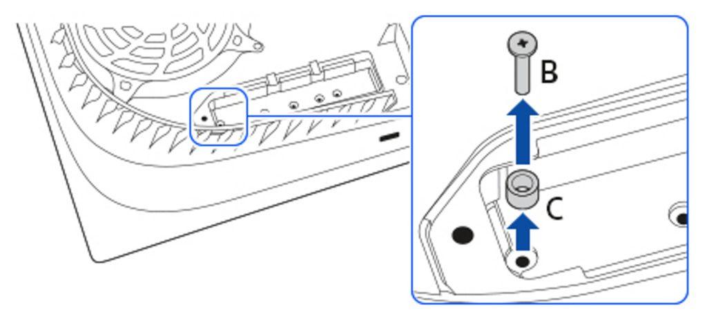Instrukcja instalacji SSD w PS5
