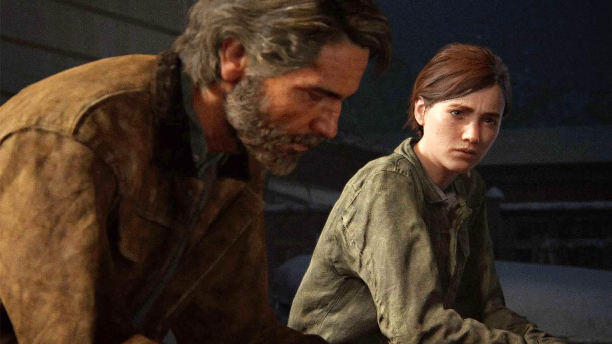 The Last of Us 2 - Joel i Ellie