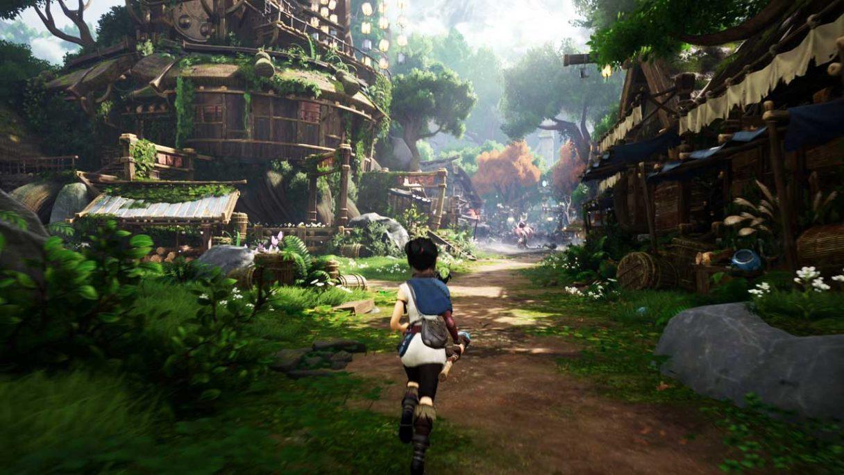 Kena: Bridge of Spirits - zrzut ekranu