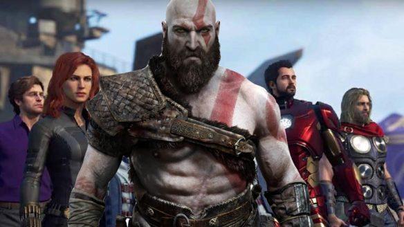 Kratos w Marvel's Avengers - grafika