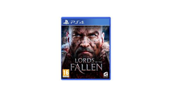 lords of the fallen edycja limitowana ps4