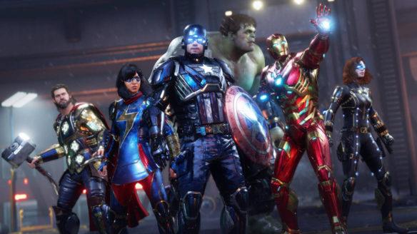 Marve's Avengers - Avengersi