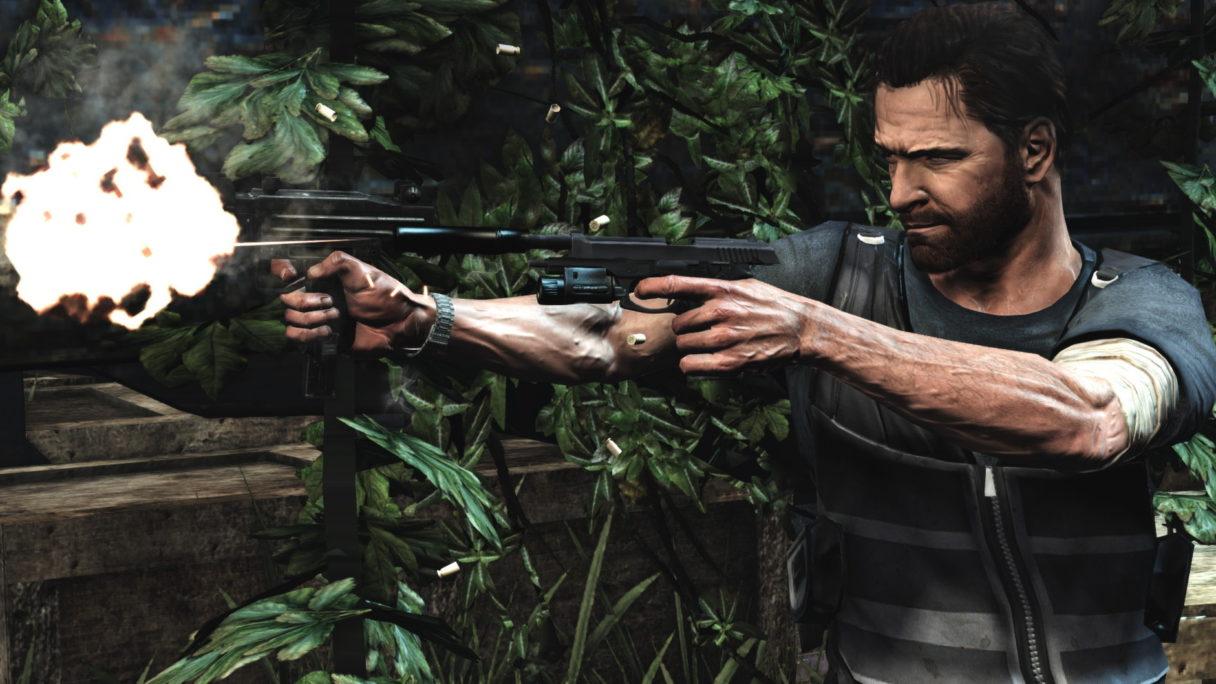 Max Payne 3 strzelanie