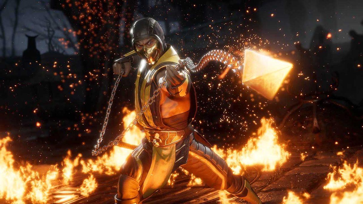 Mortal Kombat 12 może powstawać - zrzut ekranu z Mortal Kombat 11