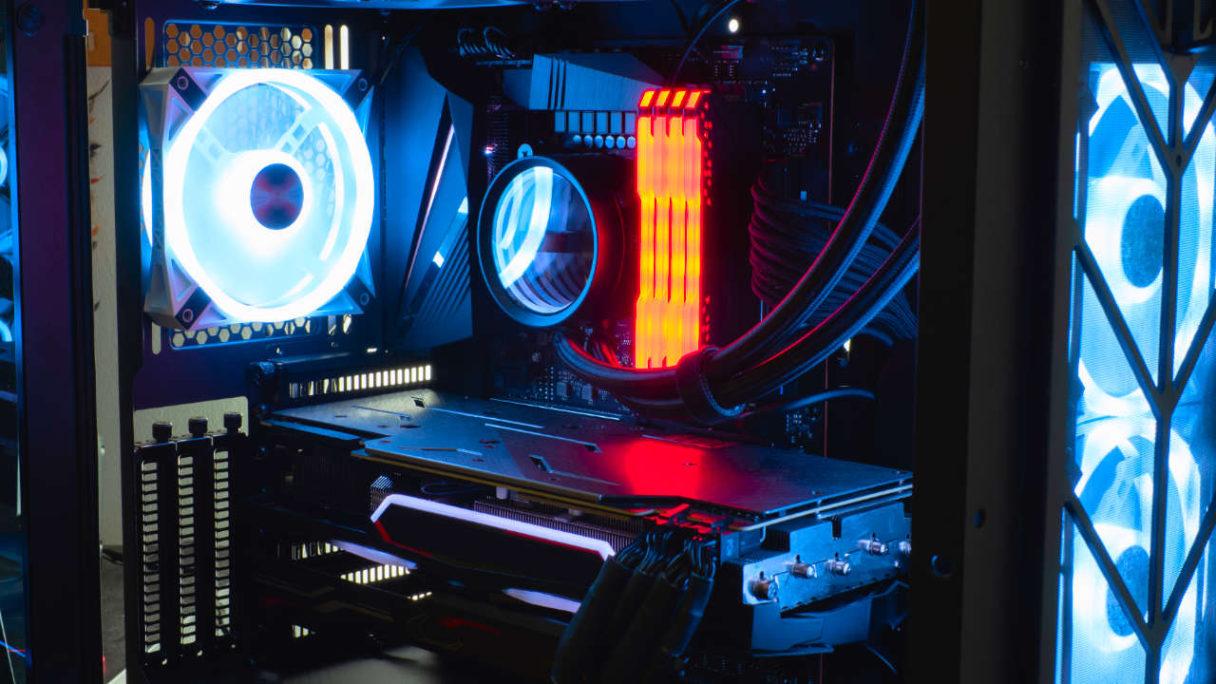 PC dla graczy - gamingowy komputer