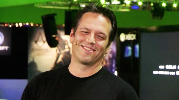 Szef Xbox, Phil Spencer