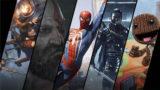PlayStation - bohaterowie ekskluzywnych gier - The Last of Us Part II, God of War, Spider-Man, Ghost of Tsushima, Sack Boy