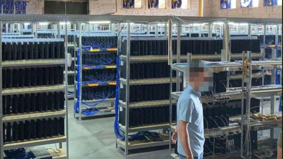 Prawie 4 000 konsol PS4 użytych do nielegalnego kopania kryptowalut na Ukrainie