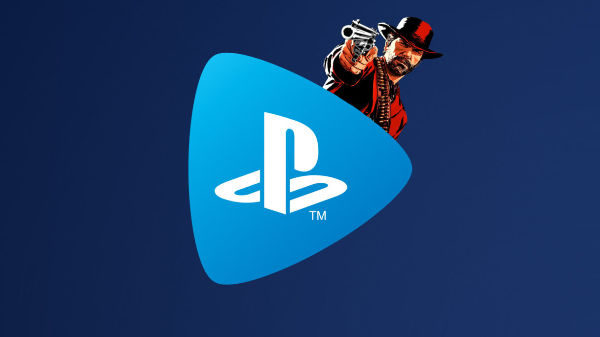 PS Now z Red Dead Redemption 2