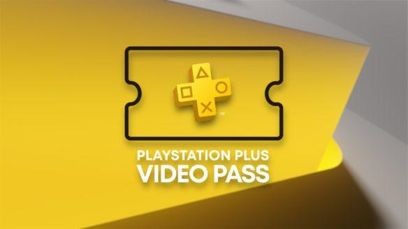 PS Plus Video Pass - logo