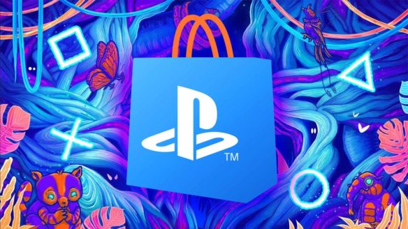 PS Store - logo