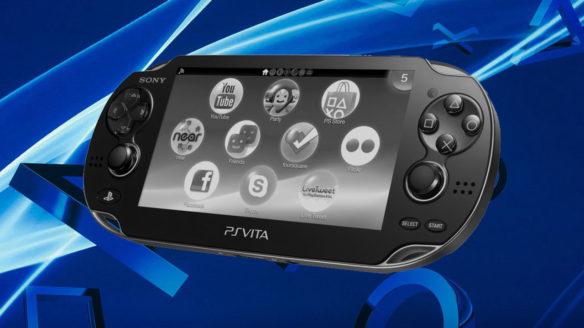 Sony PS Vita - konsola
