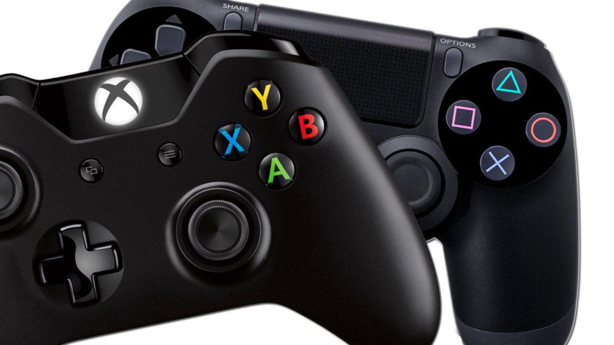 Kontrolery od PS4 i XOne