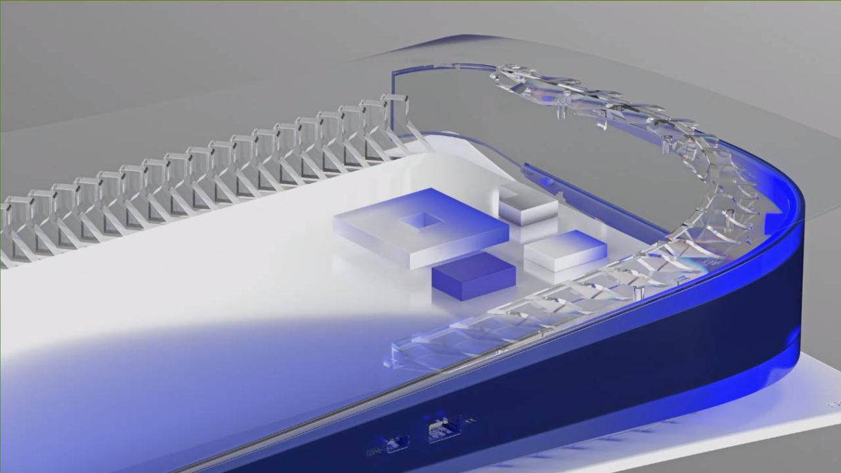 PS5 - przekrój x-ray