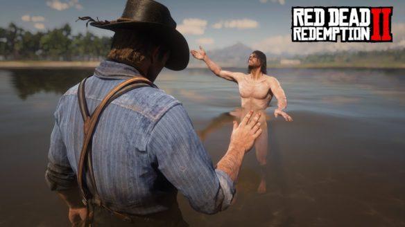 Red Dead Redemption 2 - John i Arthur