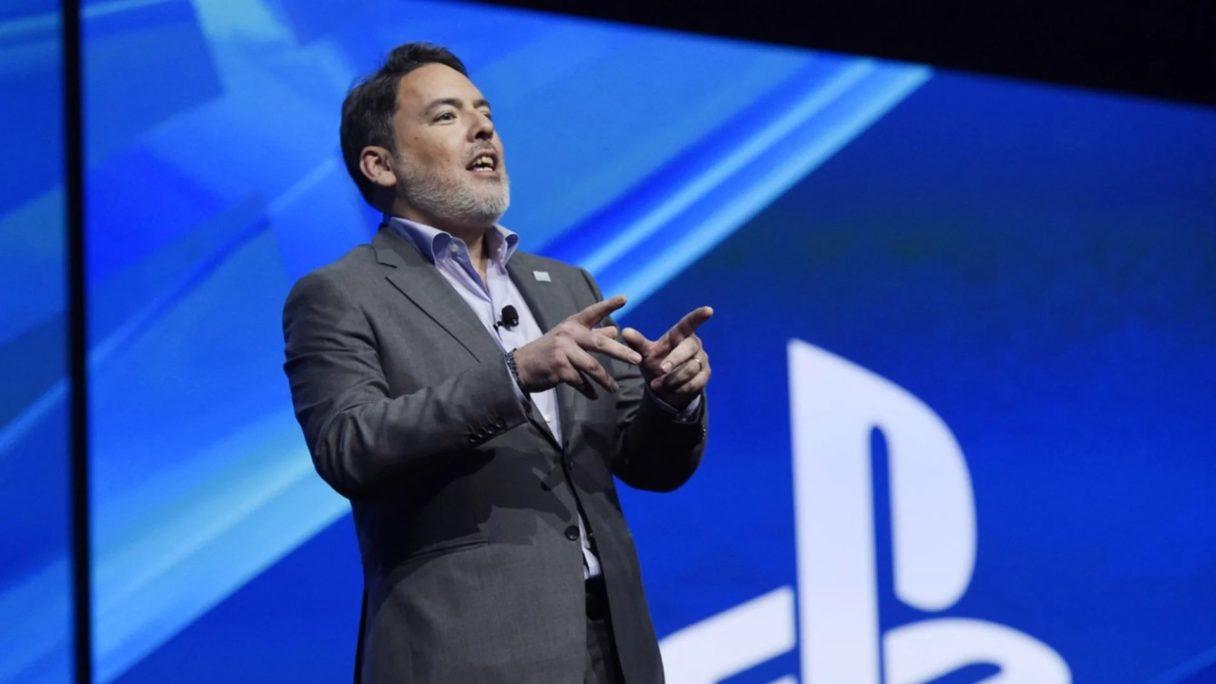 Były szef PlayStation - Shawn Layden