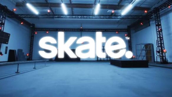 Skate 4 - grafika