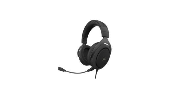 słuchawki Corsair HS50 Pro Stereo Carbon