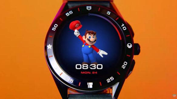 Smartwatch Mario