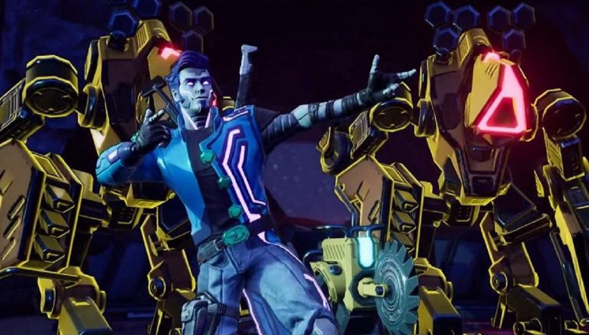 Space Punks główny bohater Duke