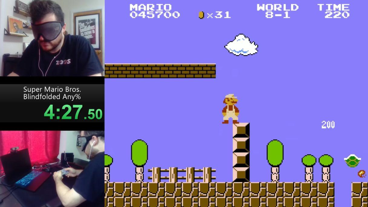 Super Mario Bros Crescendo speedrun