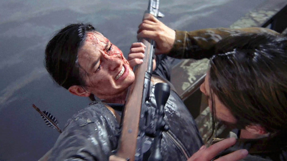The Last of Us 2 - zrzut ekranu