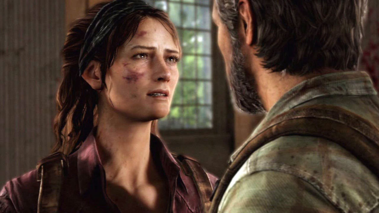 Serial i gra The Last of Us - Tess