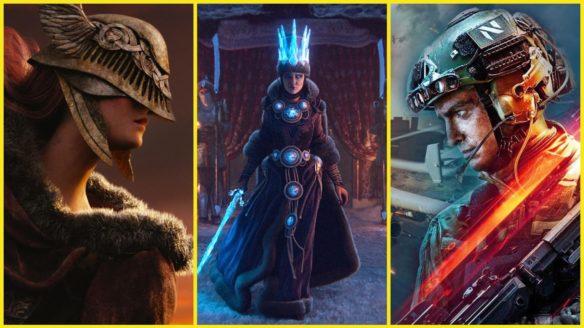 TOP 10 gier, które warto zamówić przed premierą - Elden Ring, Total War Warhammer III i Battlefield 2042