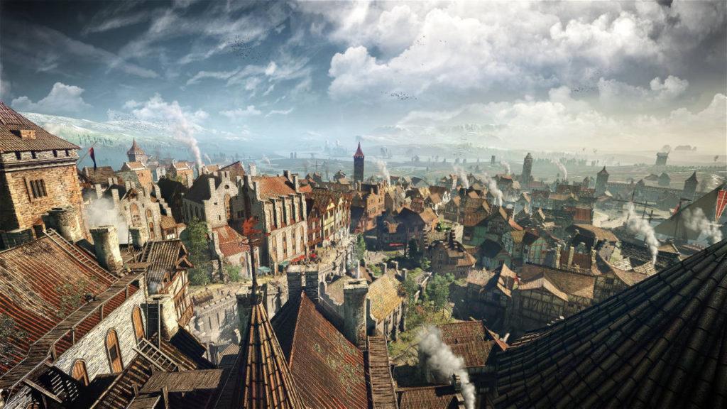 panorama Novigradu