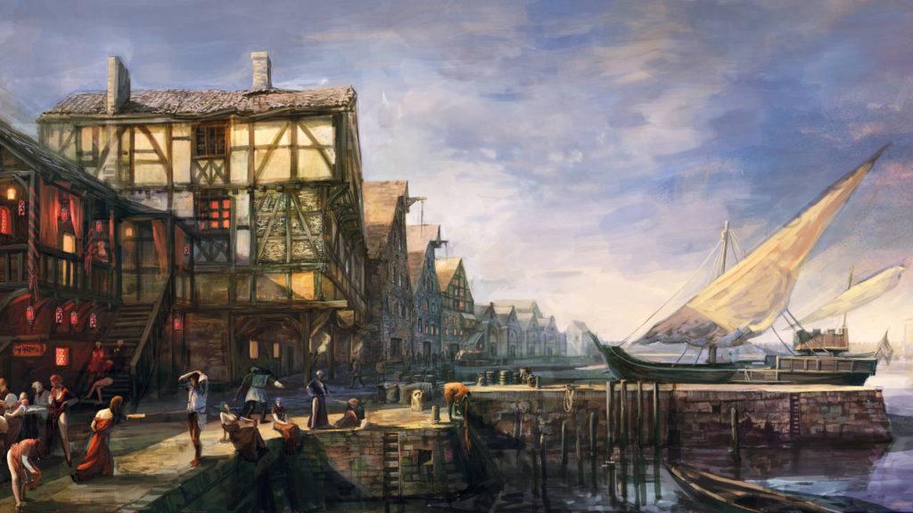 Wiedźmin 3 - port