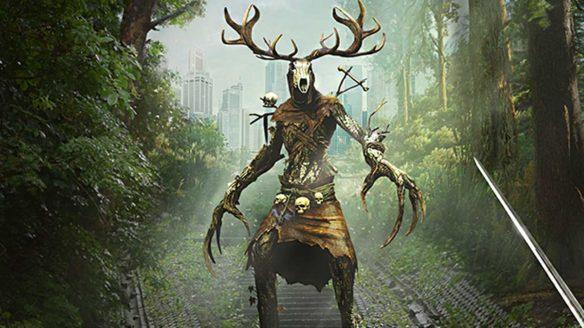 Wiedźmin: Pogromca Potworów - grafika z Leszym