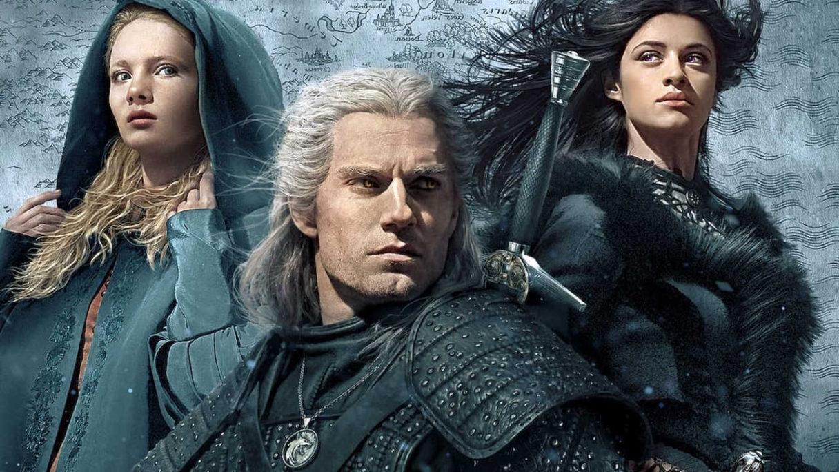 WitcherCon - Geralt i jego przyjaciele z serialu The Witcher