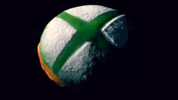 Xbox Game Pass - pączek z logo Xbox