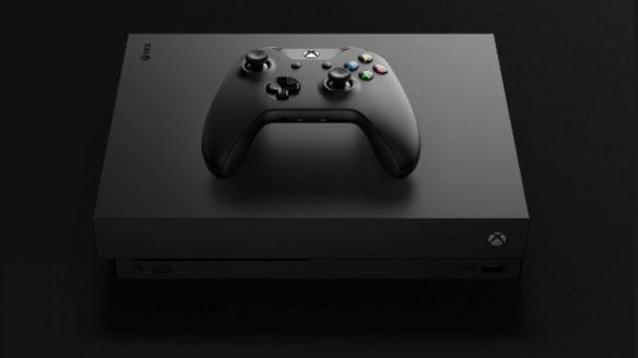 Microsoft Xbox One - zdjęcie