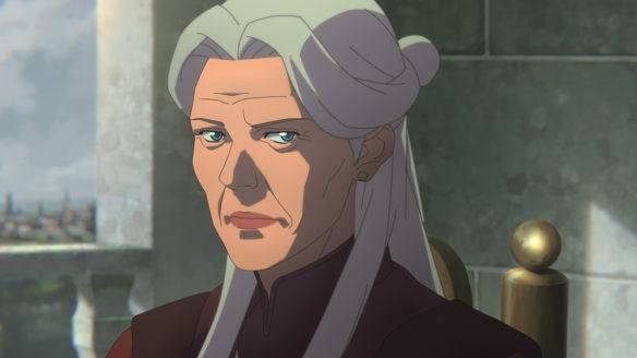 Wiedźmin: Zmora Wilka Lady Zerbst