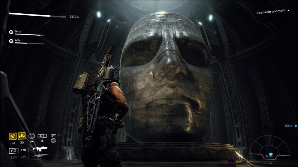 Architektura Inżynierów w Aliens: Fireteam Elite