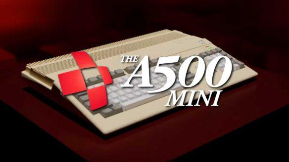 THEA 500 Mini amiga