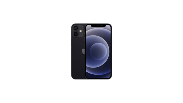 Apple iPhone 12 mini 64GB (czarny)