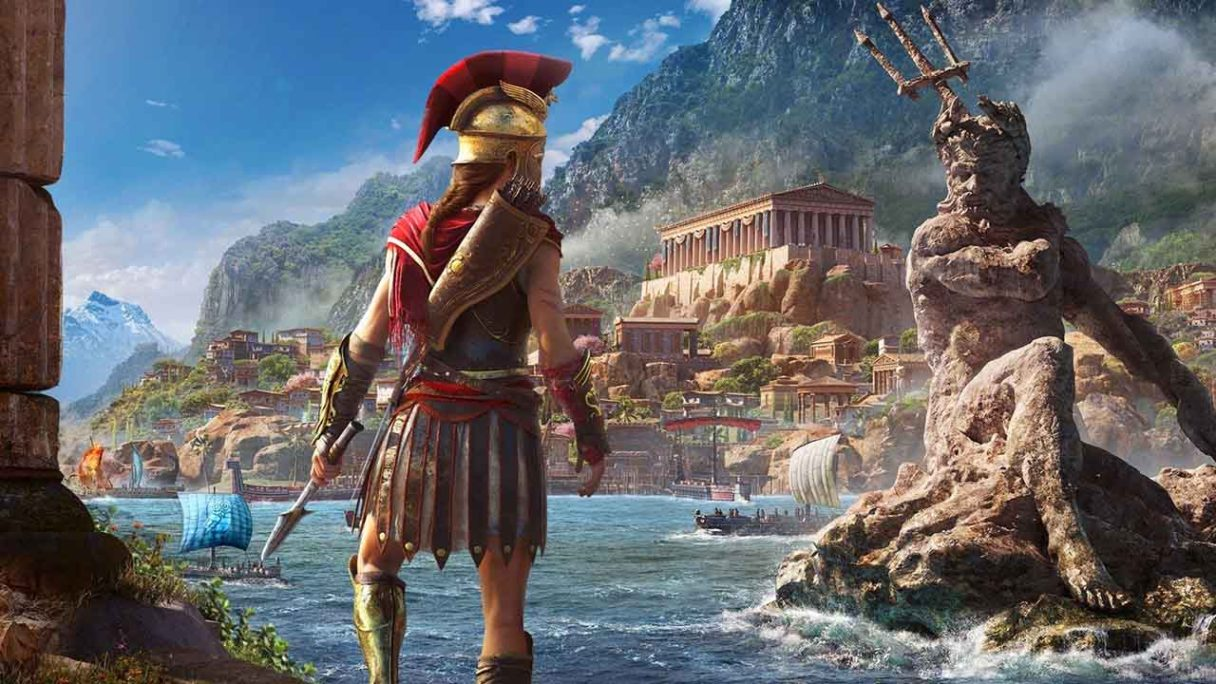 Assassin's Creed Odyssey - grafika