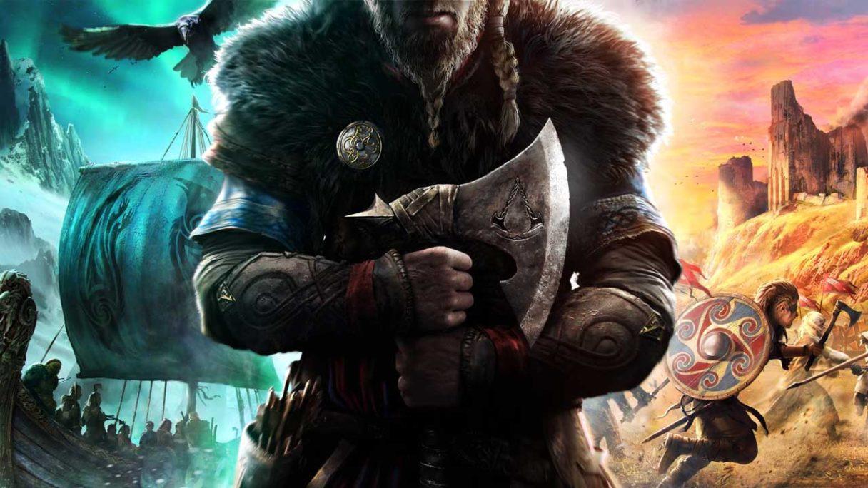 Assassin's Creed Valhalla - grafika z Eivorem