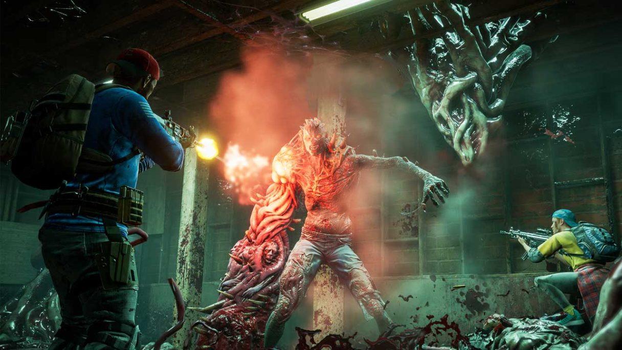 Back 4 Blood - zrzut ekranu