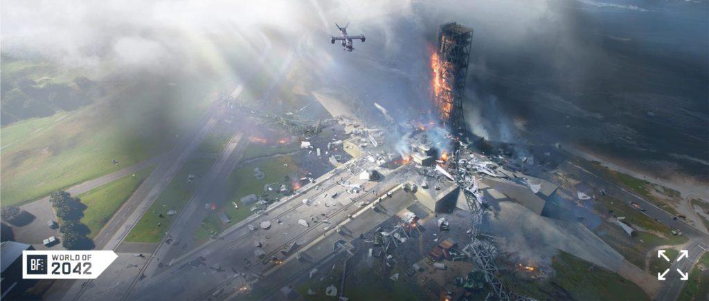 Battlefield 2042 - grafika 3