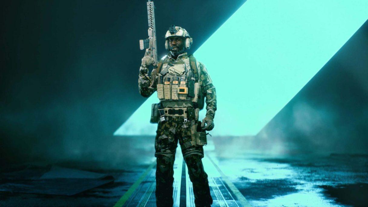 Battlefield 2042 - Irish