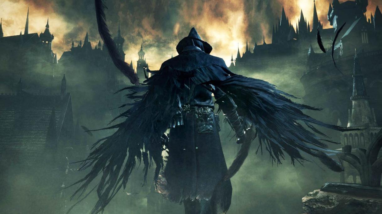 Bloodborne na PS4 i PS5 - zrzut ekranu
