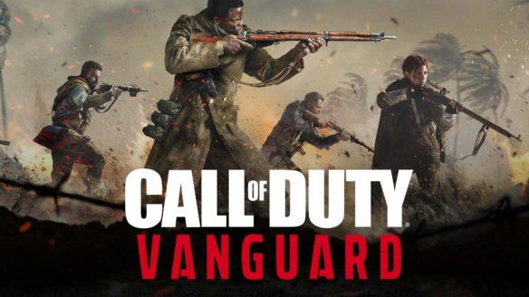 Call of Duty Vanguard - okładka
