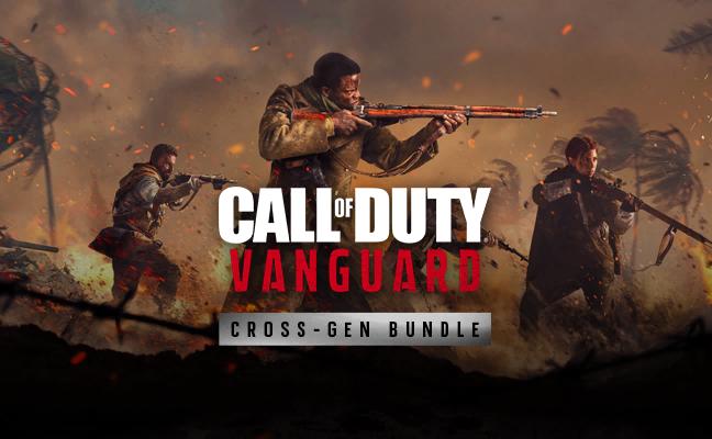 Call of Duty Vanguard - Cross-Gen Bundle