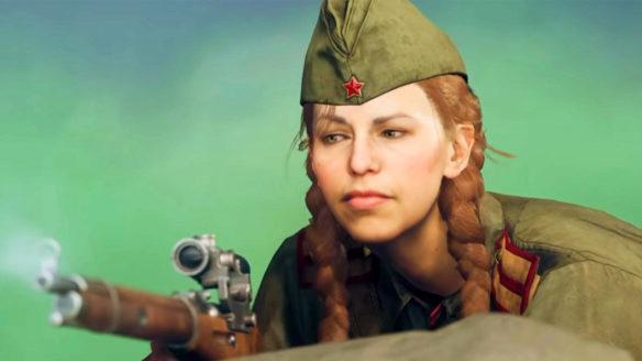Zapowiedź Call of Duty Vanguard w Warzone - snajperka