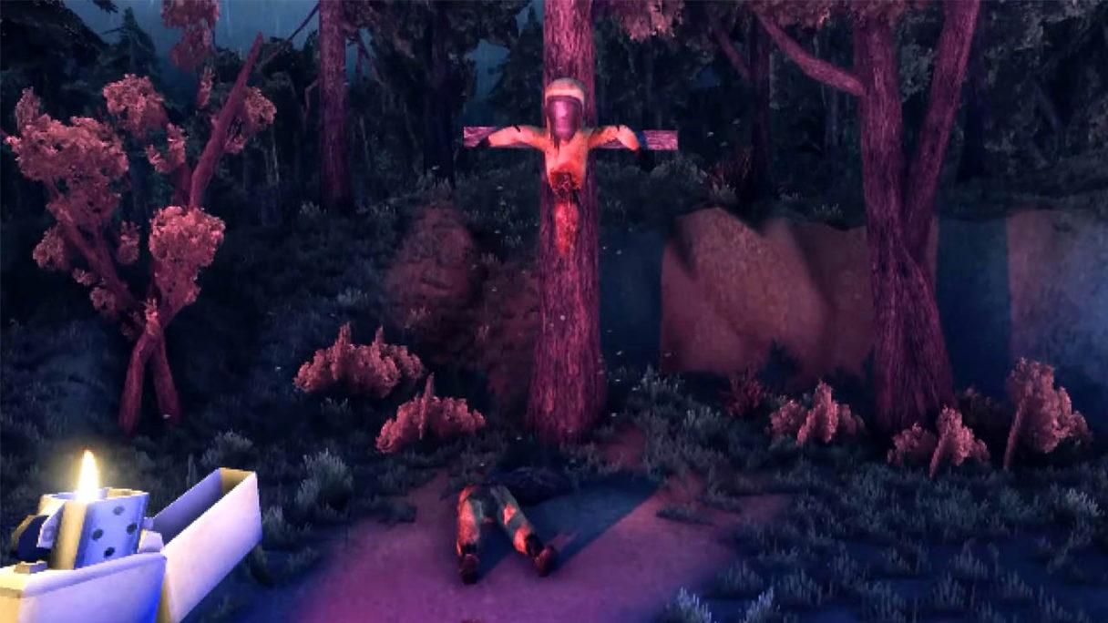 Chasing Static - zrzut ekranu z gry