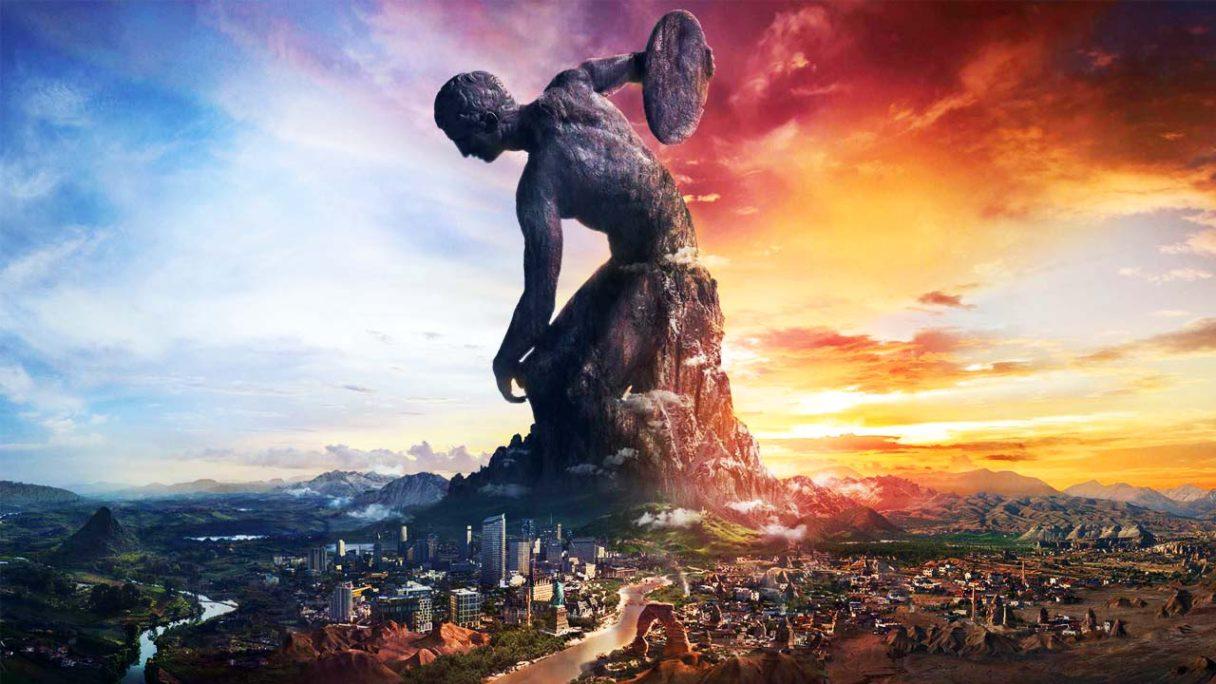 Sid Meier's Civilization VI - grafika