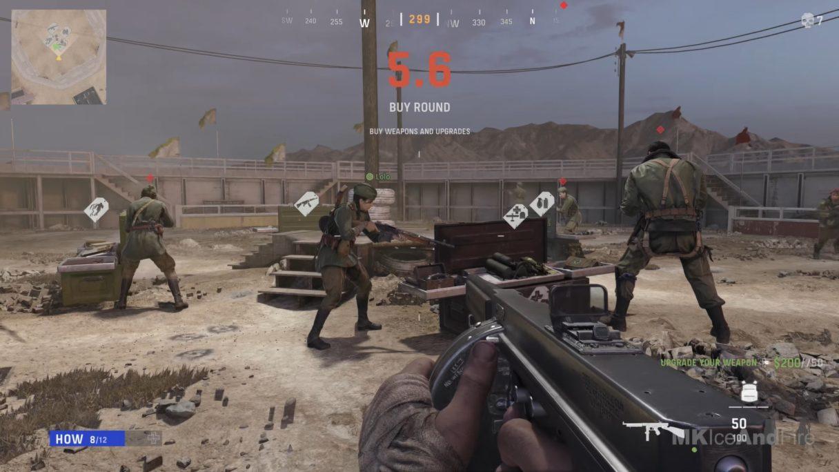 CoD: Vanguard alfa test PS5